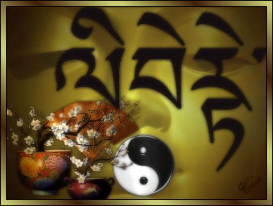 Liberté - Bouddha